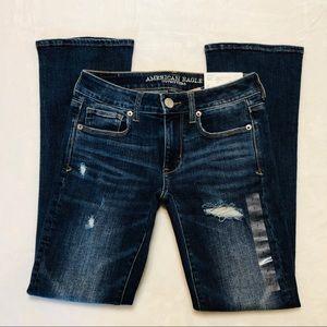NWT American Eagle Skinny Kick Jeans